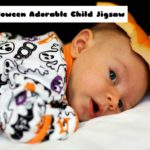 Halloween Adorable Child Jigsaw
