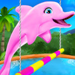 My dolphin show – game