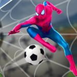 Spider man Football Game